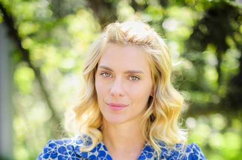 Carolina Dieckmann (Foto: Alex Carvalho/TV Globo)