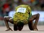 Usain Bolt estreia na temporada no  dia 14 de maio, nas Ilhas Cayman