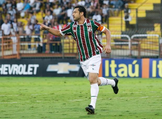 Fred, atacante do Fluminense.  (Foto: Rudy Trindade / Agência Estado)