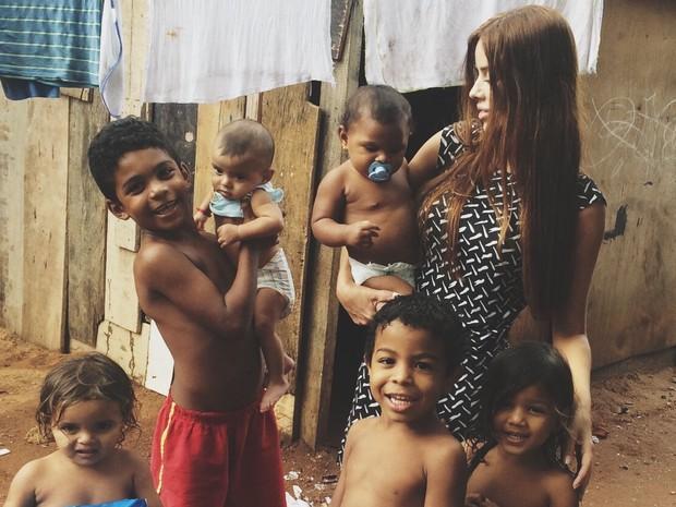 ONG está arrecadando brinquedos para serem doados a cinco mil crianças (Foto: Divulgação/ONG Meninas de Deus)
