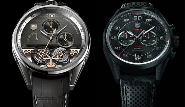 382aeca01a1 Tag Heuer novas versões do tradicional Carrera na Baselworld - GQ ...