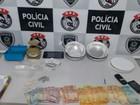 Polícia prende suspeita de vender drogas em marmitas na Paraíba