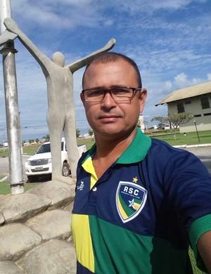 Zé Filho assume preparação física dos jogadores do Rondoniense (Foto: José Tadeu/ arquivo pessoal )