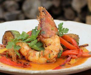 Como fazer camarão tailandês