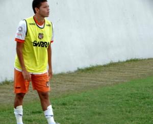 Pedro Maycon, Serra Talhada (Foto: André Ráguine / GloboEsporte.com)