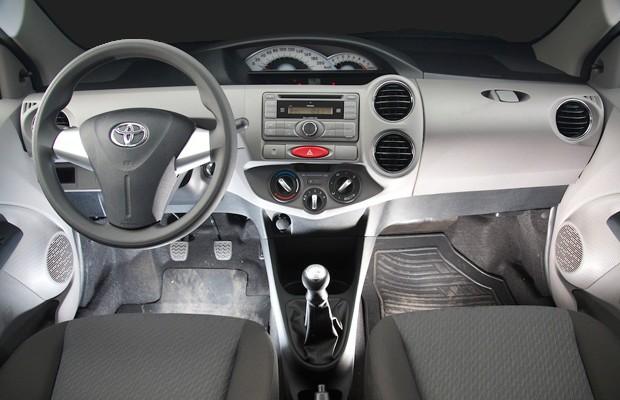 Toyota Etios (Foto: Fabio Aro)
