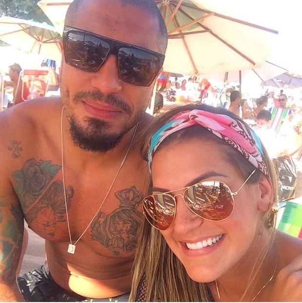 Fernando e Juliana Gontijo (Foto: Reprodução/ Instagram)
