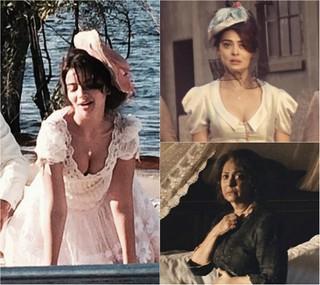 Gabriella Mustafá estreia em  na novela Dois Irmãos e divide a  personagem Zana com Juliana Paes e Eliane Giardini (Foto: Reprodução do Instagram)