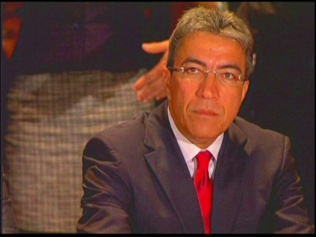 Marcelo Déda - GNews (Foto: Reprodução GloboNews)