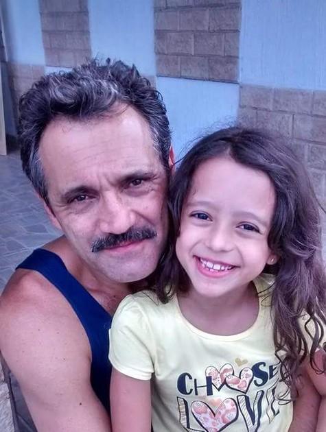 Domingos Montagner e Anna Clara Rimes  (Foto: Arquivo pessoal)