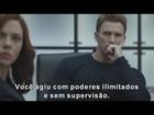 'Capitão América: Guerra civil', com Chris Evans, ganha primeiro trailer