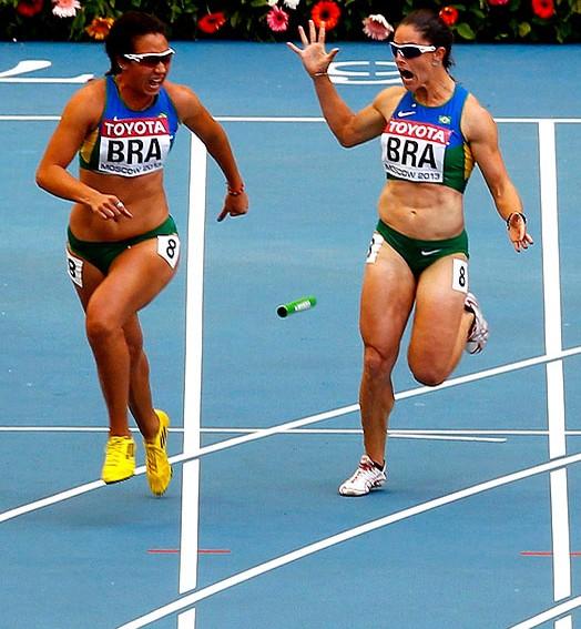 correr só não basta (Agência Reuters)