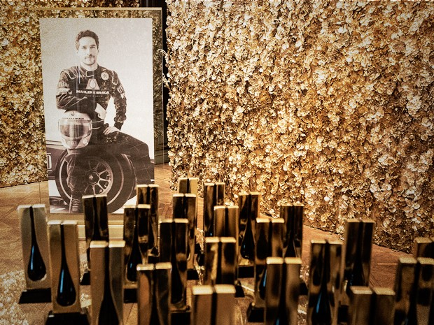 Alguém pode ser homenageado na festa (Foto: Fábio Rocha / TV Globo)