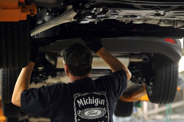 Ford investe US$ 1,2 bilhão em fábricas de Michigan, EUA (Foto: Divulgação)
