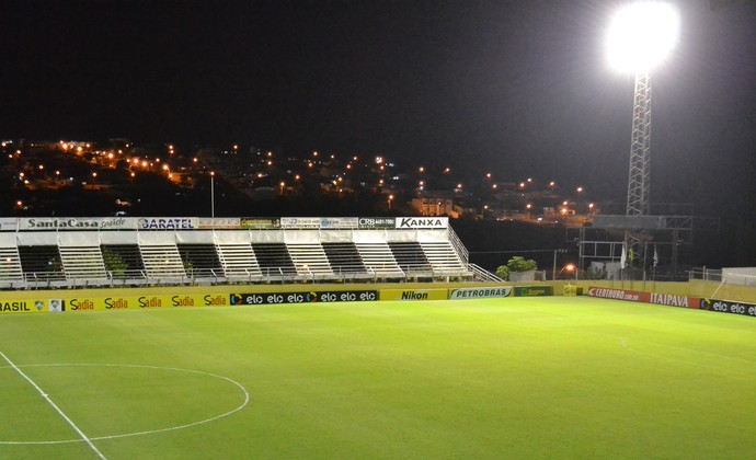 Estádio Nabi Abi Chedid Nabizão (Foto: Filipe Rodrigues)