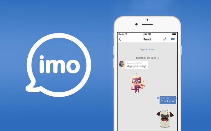 Aprenda a usar o Imo, mensageiro gratuito para Android e iOS (Foto: Divulgação)