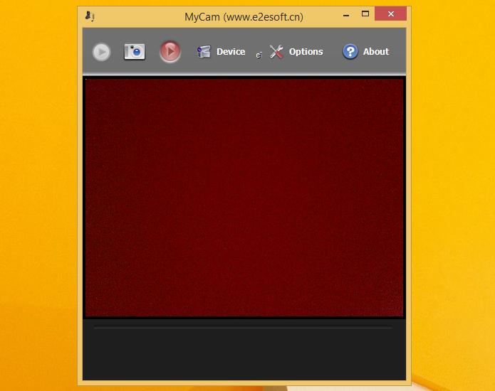 MyCam para Windows (Foto: Reprodução/Helito Bijora)