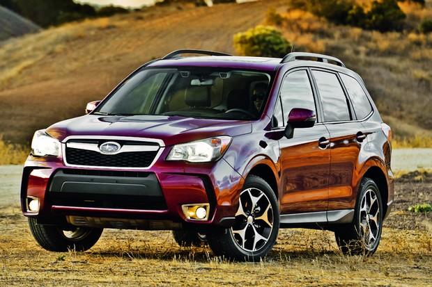 Subaru Forester (Foto: Subaru)