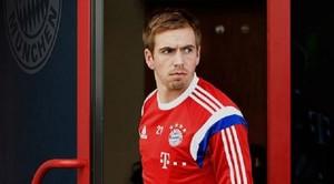 Lahm Bayern (Foto: Reprodução / site oficial do Bayern)