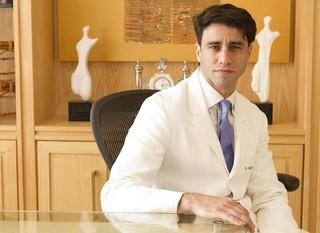 Fabiano Serfaty, endocrinologista (Foto: Reprodução/Reprodução)
