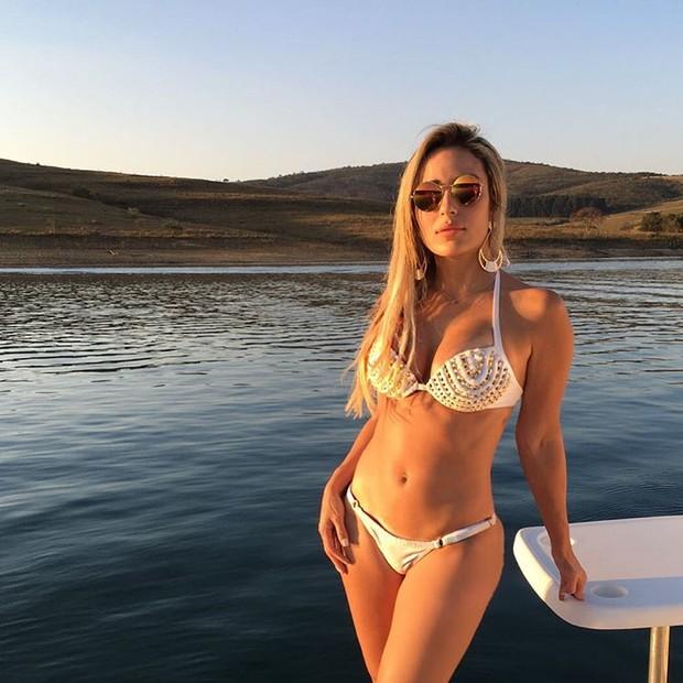 Leticia Santiago (Foto: Reprodução/Instagram)
