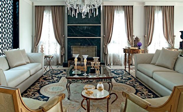 D cor do dia luxo cl ssico para jovens casa vogue for Foto casa classica