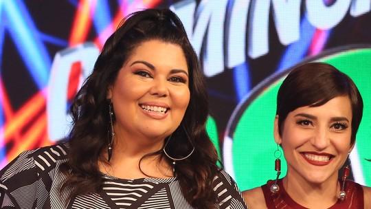 Fabiana Karla e Simone Gutierrez dizem que 'gordelícia' é um estado de espírito