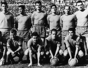 enrique collar espanha copa do mundo 1962  (Foto: Getty Images)