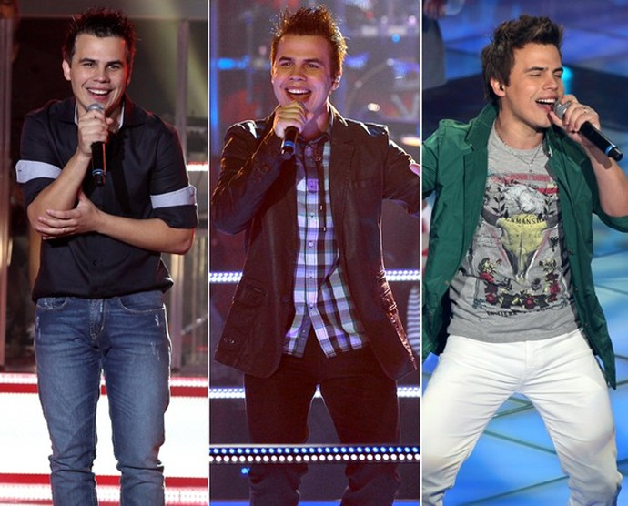Danilo Dyba The Voice Brasil (Foto: The Voice Brasil/TV Globo)