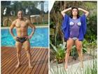 Andréa de Andrade volta ao carnaval e promete 'causar' com 68 cm de coxa