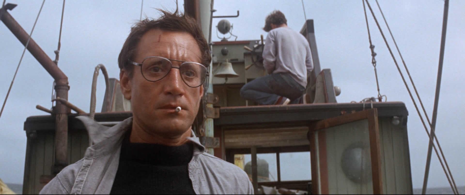 Cena do filme Tubarão (Foto: reprodução)