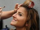 Veja os bastidores do ensaio da DJ Miss Cady, cunhada de Ivete Sangalo, para o Paparazzo