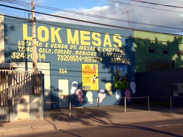 Agente penitenciário em Campinas no fim de semana (Foto: Reprodução EPTV)