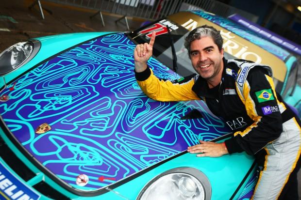 Porsche Challenge do piloto Francisco Horta. (Foto: Divulgação/Luca Bassani)