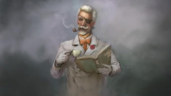 Mr. Manners (Foto: Divulgação)
