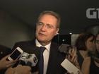 Mesa moverá ação sobre Delcídio caso siglas não o façam, diz Renan