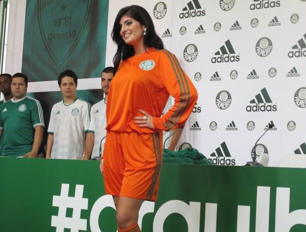 camisa Palmeiras (Foto: Gustavo Serbonchini)