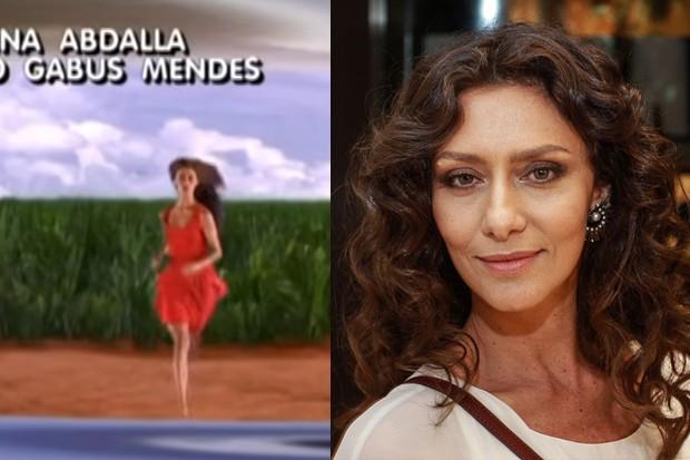 Atrizes que fizeram aberturas de novela antes da fama (Foto: TV Globo e Raphael Castello / AgNews)