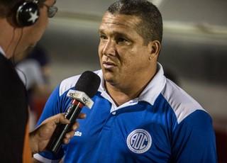 Givanildo Sales diz que time ainda está no páreo (Foto: Fillipe Araújo/FSF)
