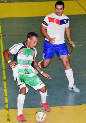 Futsal Roraima Adulto (Foto: Tércio Neto)