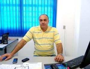 Ruy Scarpino, novo técnico do Catanduvense (Foto: Divulgação/Catanduvense)