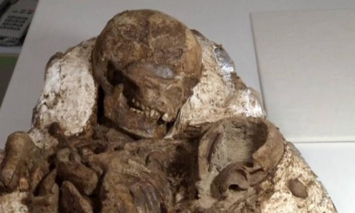 Fóssil (Foto: Divulgação)