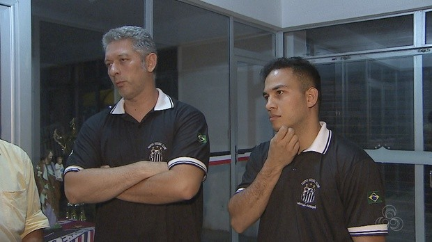 Reforços, Santos-AP, Basquete, Globo Esporte Amapá (Foto: Globo Esporte AP)
