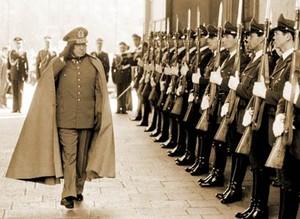 General Pinochet no Chile (Foto: Reprodução)