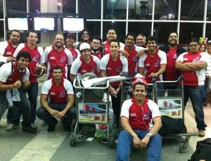 Titans participou de torneio em Manaus, em março deste ano (Foto: Divulgação)