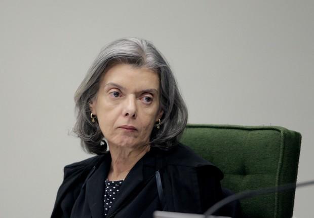 A presidente do STF, ministra Cármen Lúcia (Foto: Luiz Silveira/Agência CNJ)