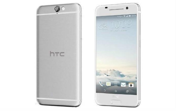 HTC One A9 lembra muito o iPhone 6 (Foto: Divulgação/HTC)