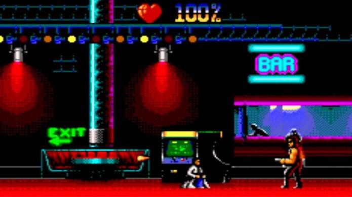 Piores jogos de Master System: The Terminator (Foto: Reprodução/YouTube)