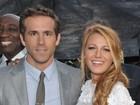 Blake Lively está grávida de Ryan Reynolds, diz site