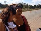Bebê indígena está na UTI após acidente que matou servidor em MT